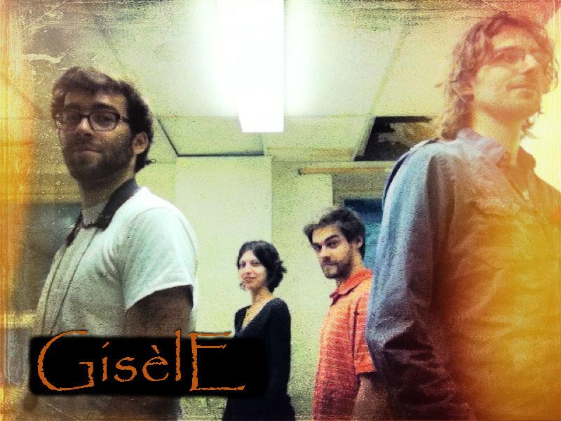 Montreal four-piece collective Gisele Quartet release their debut album Roger on Dec. 3. Press photo.