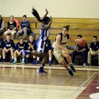 Tough weekend for Stingers' basketball teams
