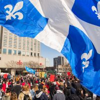 Anti-PQ anger on the eve of election