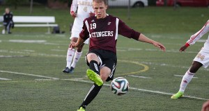 Stingers draw in hard fought game