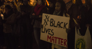 Montreal vigil in solidarity with ferguson protests
