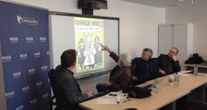 Pondering and laughing over Charlie Hebdo