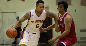 Stingers guard will leave a lasting impression