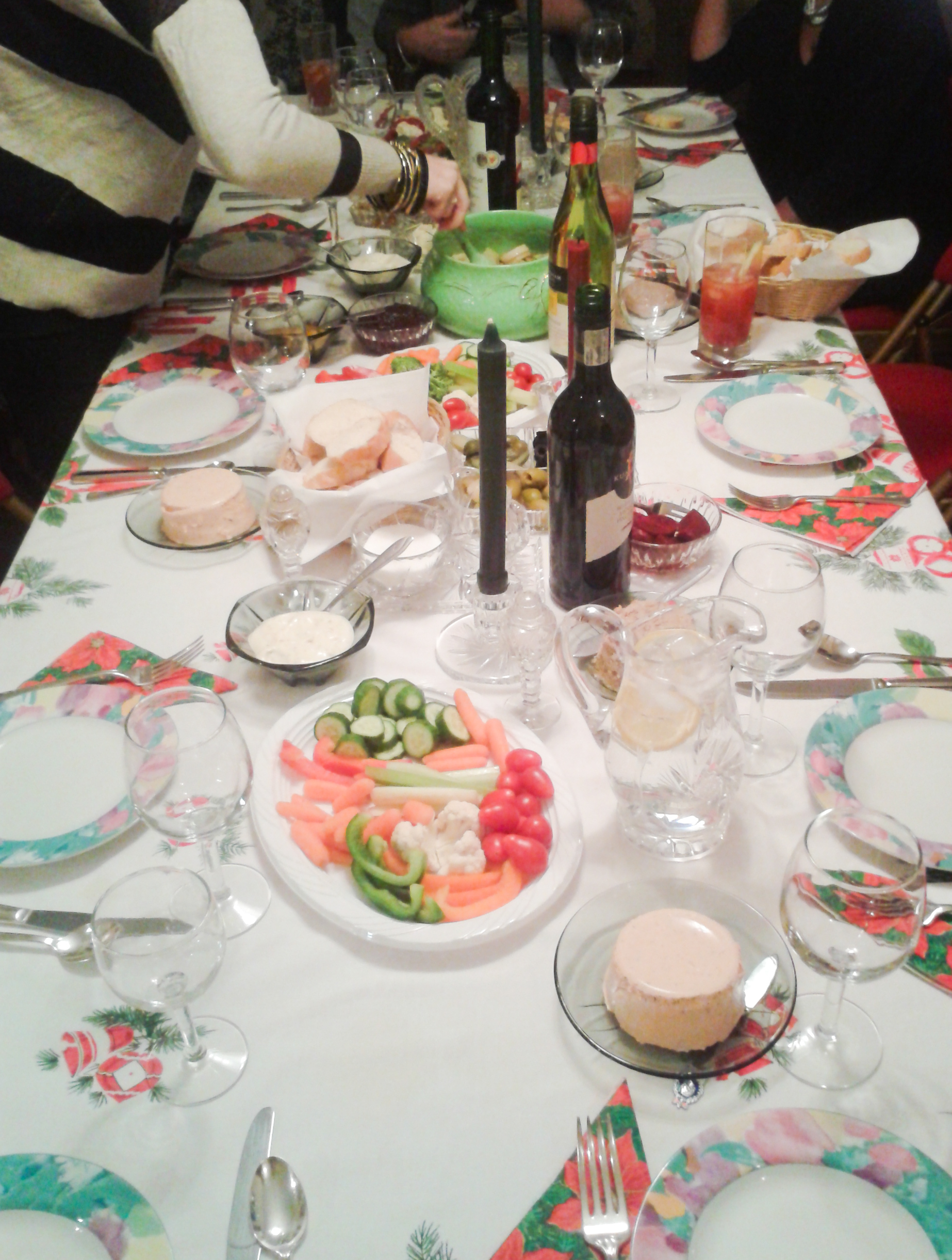 Plan your Christmas parties early. Photo by Marie-Pierre Savard.