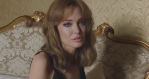 Angelina Jolie Pitt stars in the role of a woman who smokes, pops pills and reads Vogue to cope with a dying marriage.