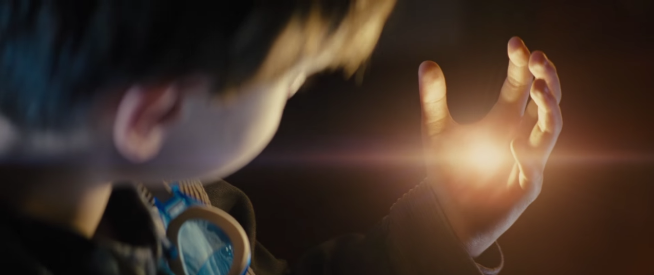 In Midnight Special, the young Jaeden Lieberher shares the screen with Star Wars baddie Adam Driver.
