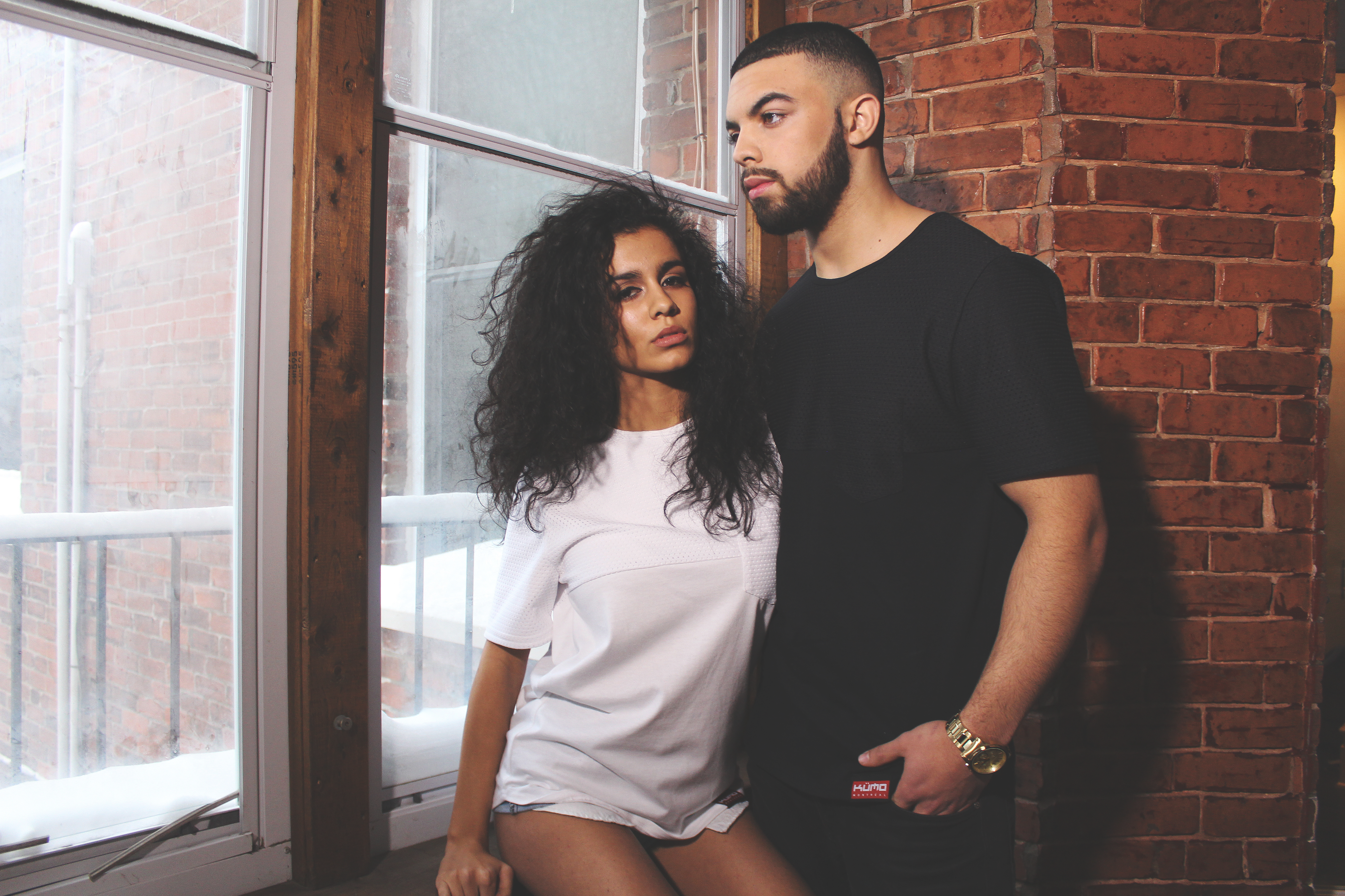 Kumo Montreal aims to highlight local artists and cultural diversity in the city of Montreal with their streetwear designs. Photo courtesy of Kumo Montreal.