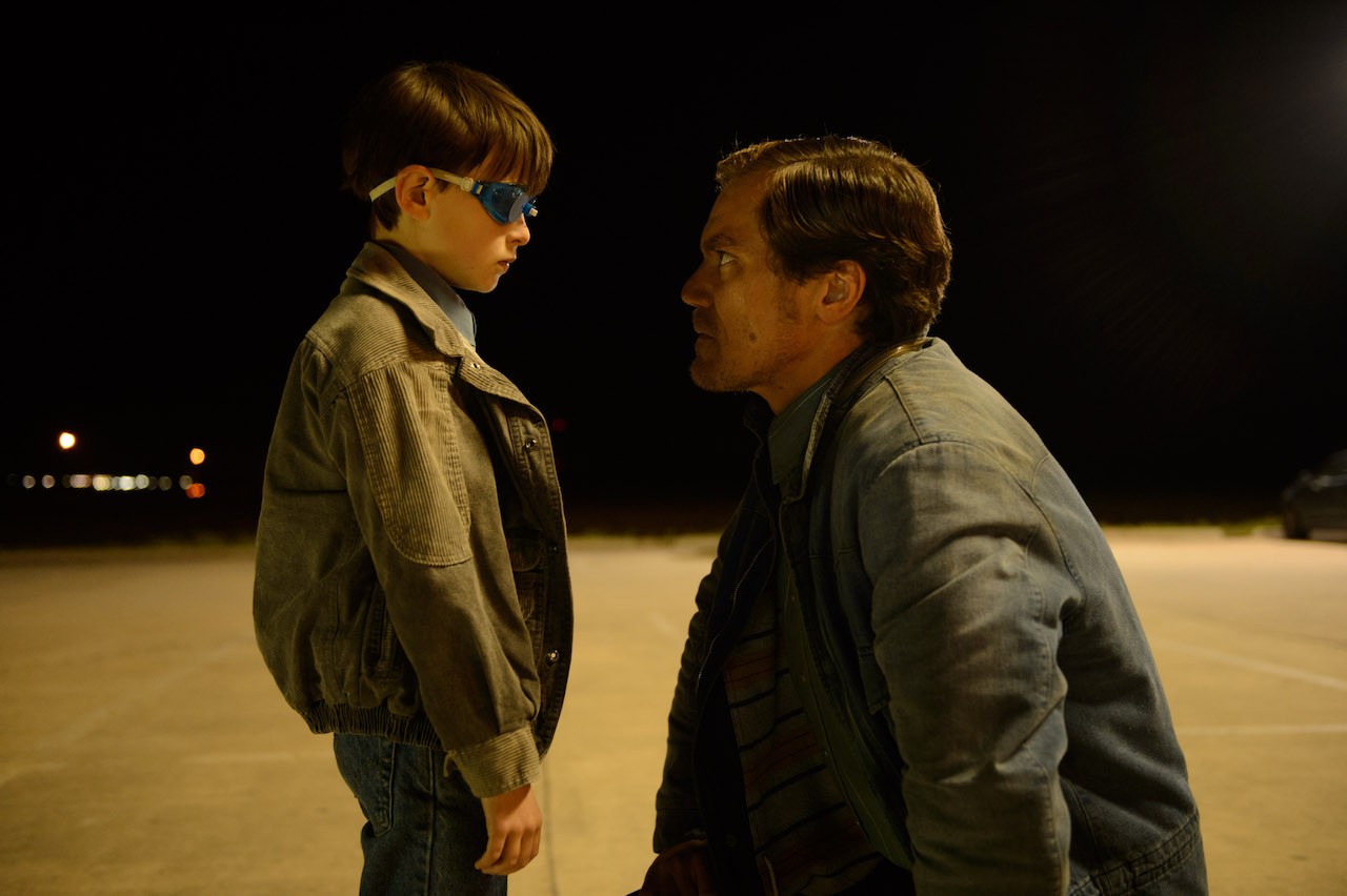 The mostly unspoken but evident father-son connection is the emotional heart of this film.