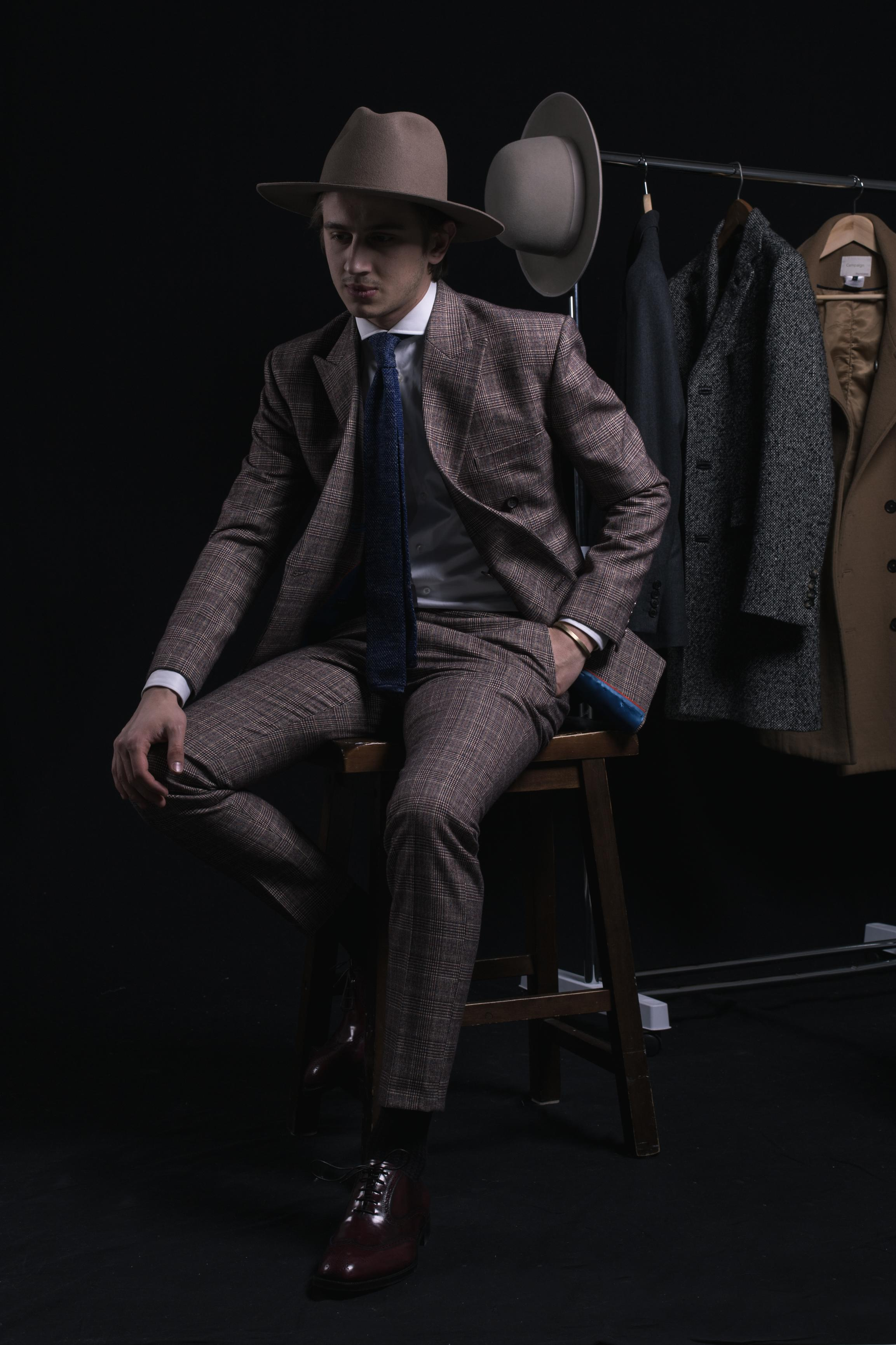 Claudiu Pascalau created Style Attorney, your go-to guide for everything menswear. Photo by Sacha Cohen.