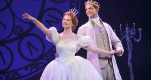 Cinderella brought magical comedy to Place des arts for four showings.