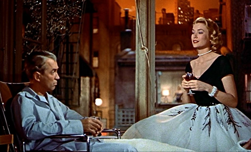Rear Window is one of the classic horror films to watch this October.