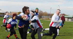 Quidditch is growing in Canada and programs have popped up to teach children the game. Photos by Grace Kudlack.