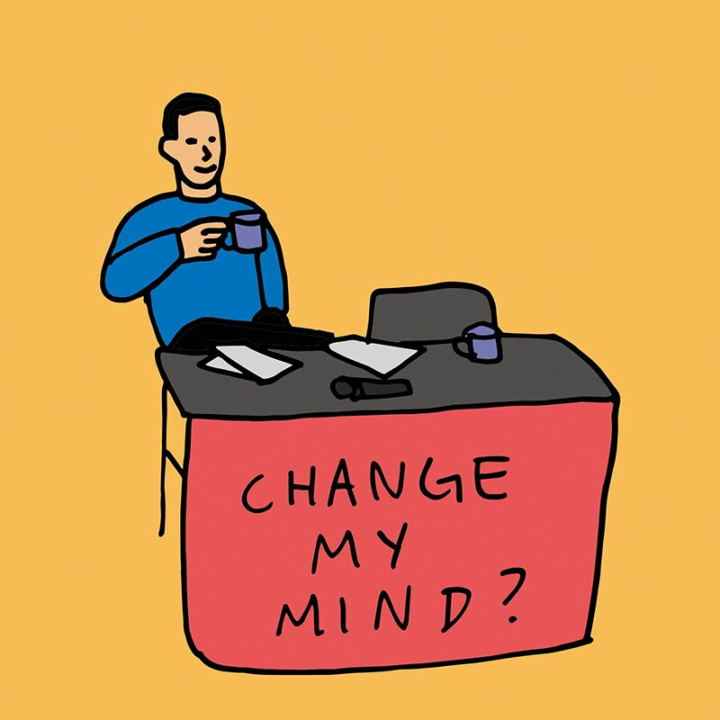 changing minds or useless conversations the concordian