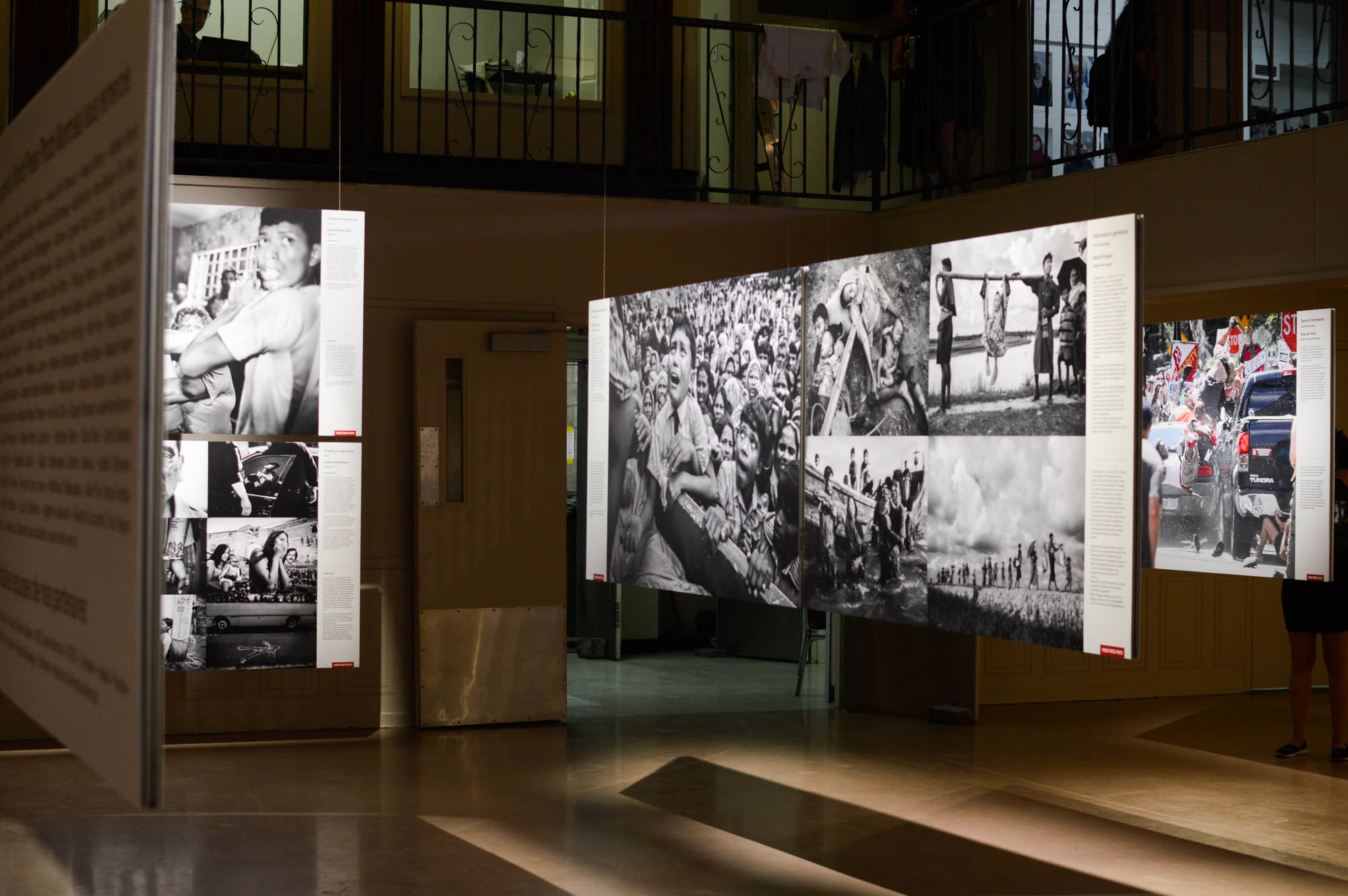 13th annual world press photo exhibition captures emotion and heart
