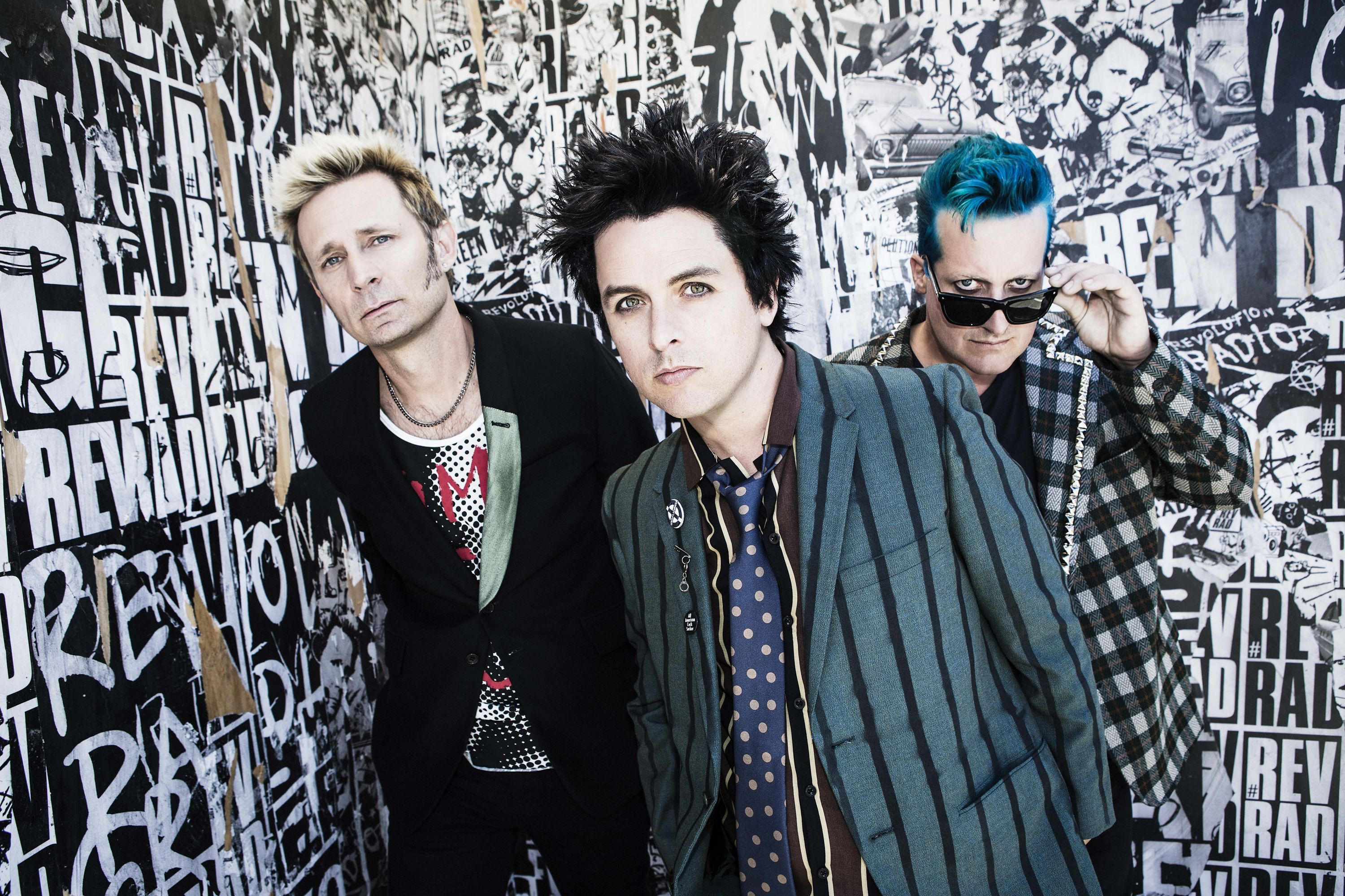 No Holiday for Green Day - The...