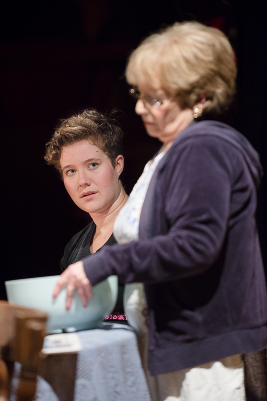 Short works festival explores feminist voices. Photo by Keith Race.