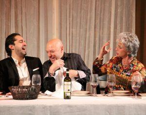 A taste of the Montreal-Italian family's dynamic.