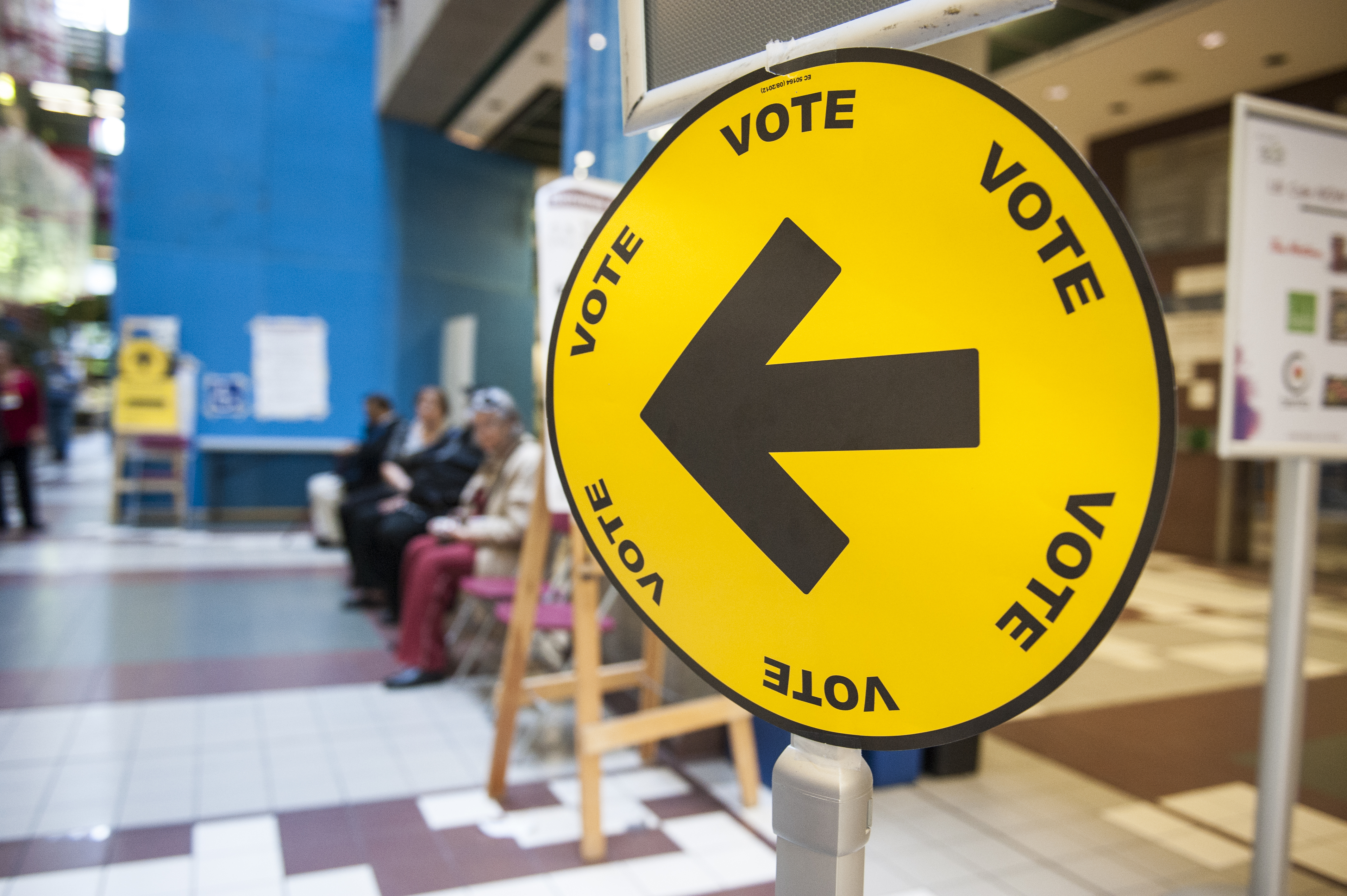Concordia University is telling students who are registered in a different riding and voted on campus by Oct. 8 their vote will be counted. Photo by Andrej Ivanov.