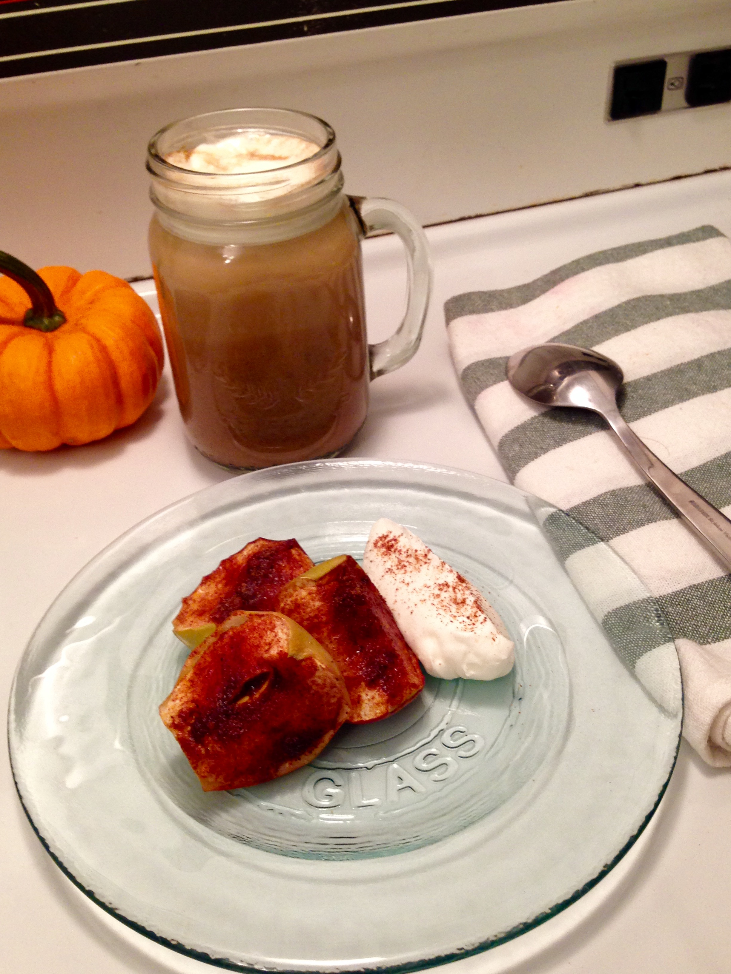 Pumpkin spice is an autumn staple. Luckily you can have it in more than a latte with these pumpkin spice-inspired recipes. Photo by Kyle Davis.