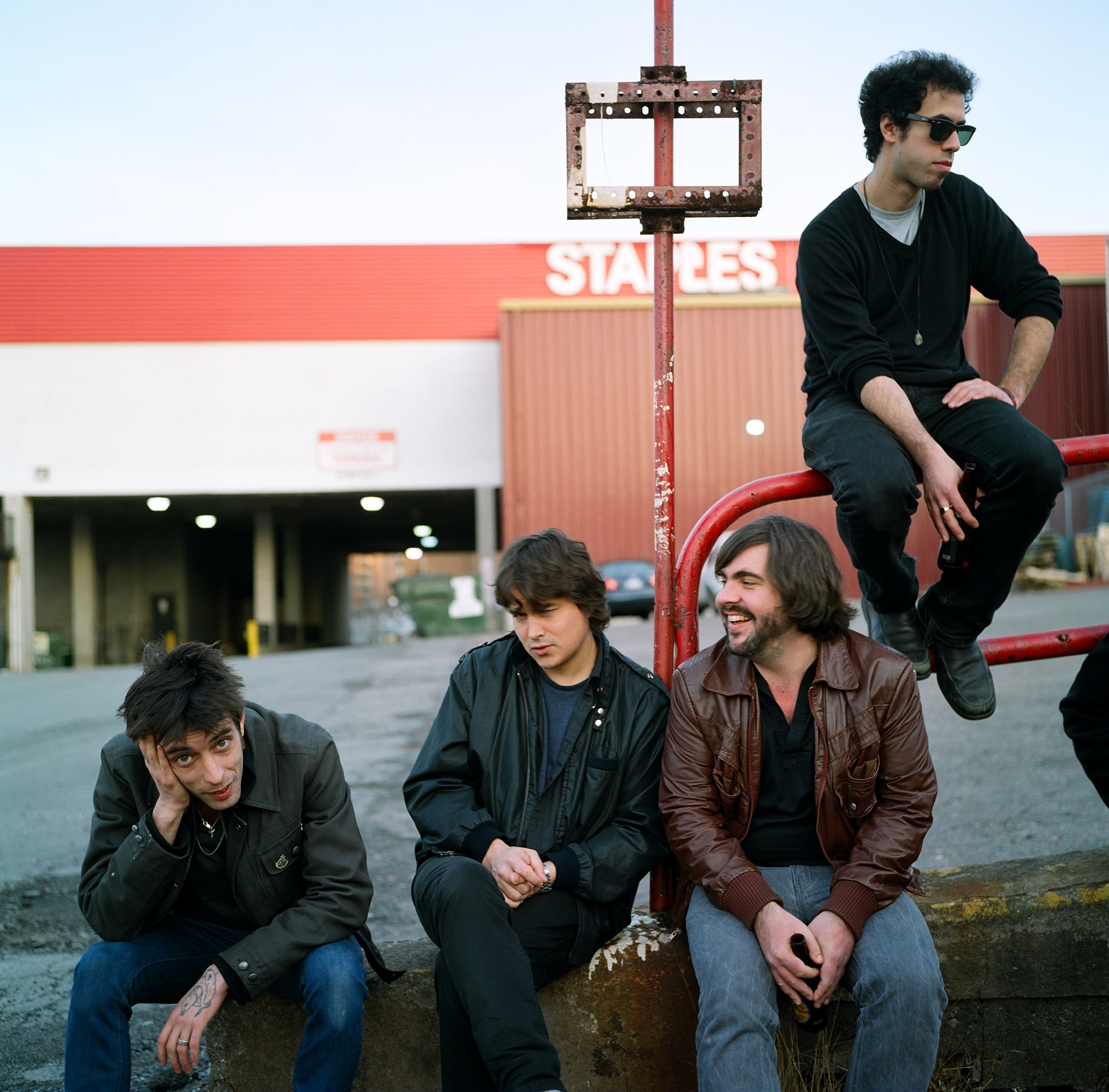 Though they've been on hiatus since 2011, Wolf Parade's ripples are still felt.