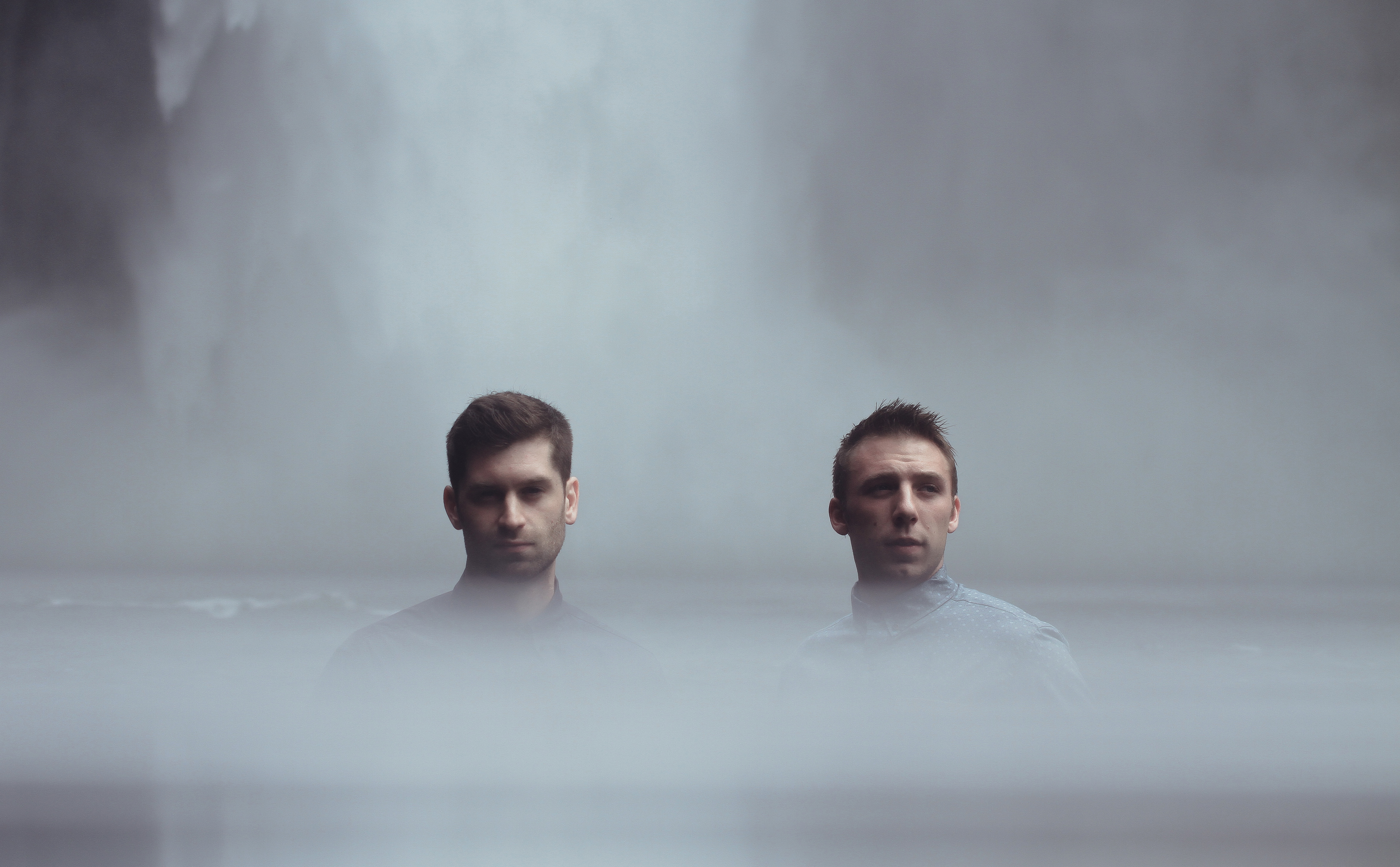Made up of duo Harrison Mills (left) and Clayton Knight (right), ODESZA are currently touring the Deluxe version of their sophomore record, In Return.