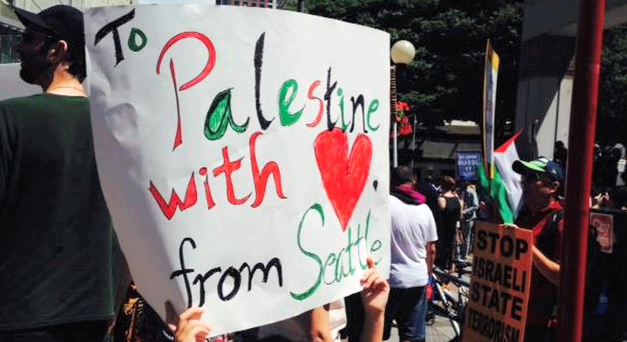 Pinkwashing Exposed explores activists' denouncement of Israel's gay-friendly image.