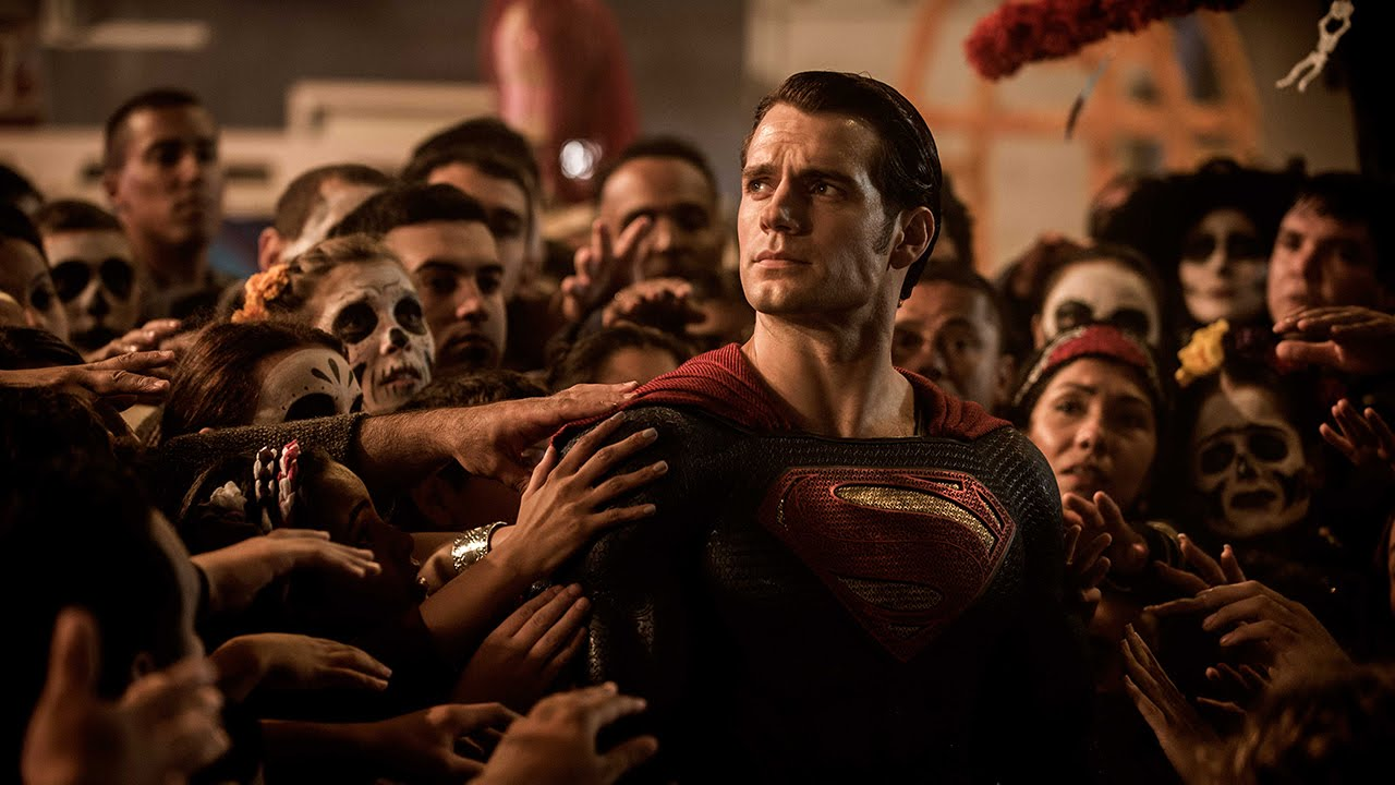 Superman's status as a near-deity makes him an enemy of both Batman and Lex Luthor.