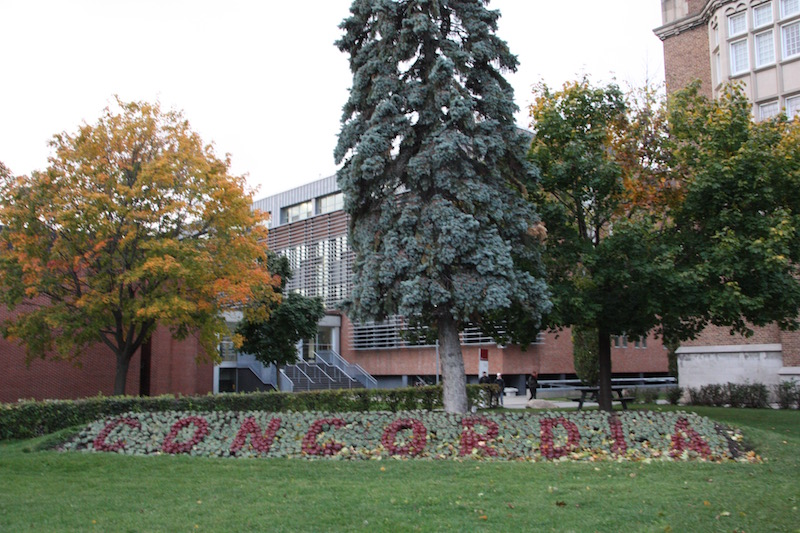 The west-end campus opened its doors a hundred years ago. Photo by Savanna Craig.