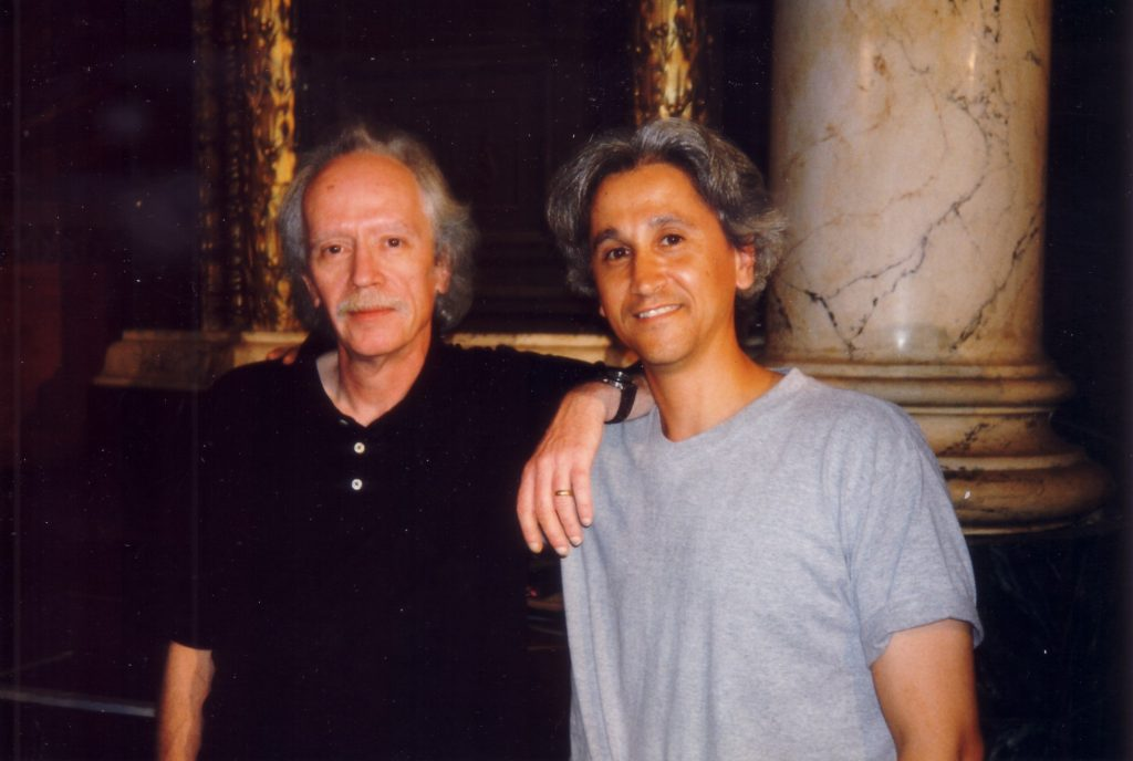 With John Carpenter-Imperial